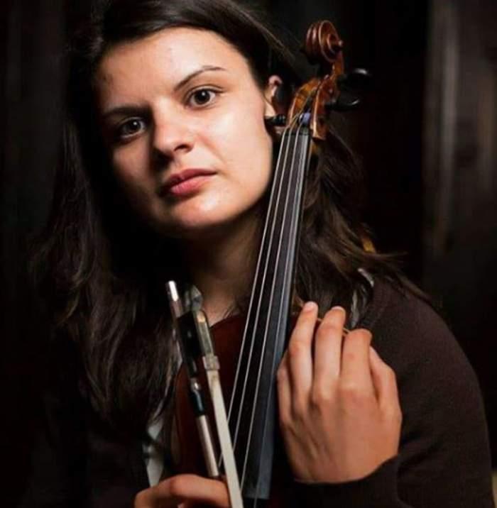 Violonista Laura Zecheru a murit la vârsta de 33 de ani. Tânăra artistă avea probleme grave de sănătate. ''Drum lin spre Ceruri, om bun''