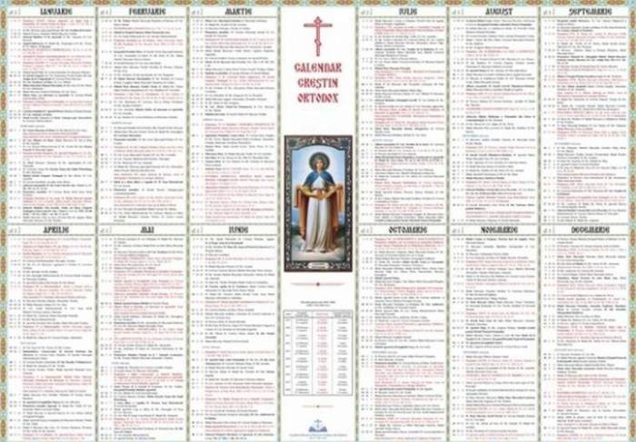 Calendar ortodox, luni, 3 februarie. Sărbătoare mare pentru toţi credincioşii