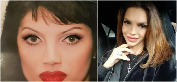 FOTO / Cristina Spătar este de nerecunocut! Cum au transformat-o operațiile estetice pe Regina R&B