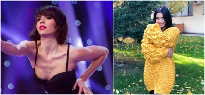 Cum a ajuns fosta dansatoare a Deliei! Andreea Popescu, schimbată radical după ce a luat drumul bisericii