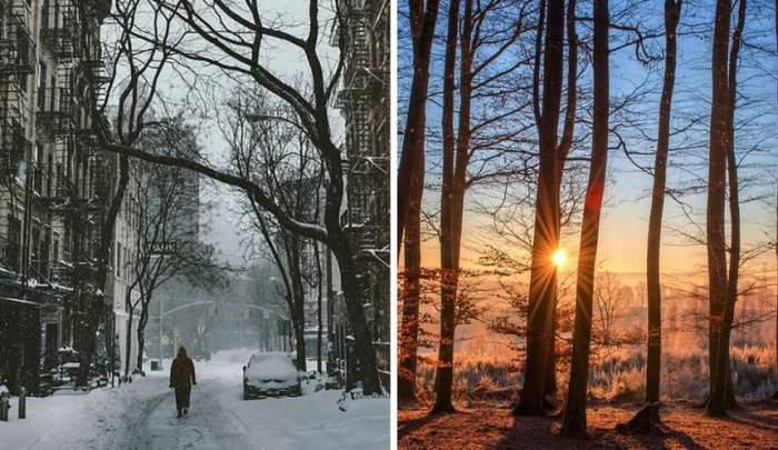 Prognoza meteo, 10 februarie. Cum va fi vremea în Bucureşti, Constanţa, Cluj sau Iaşi