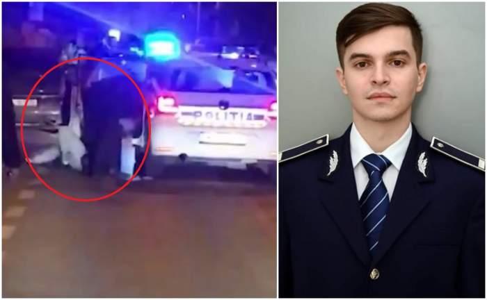 Un polițist a devenit erou la Cluj! L-a prins pe șoferul beat care a ucis un tânăr, în timp ce era liber