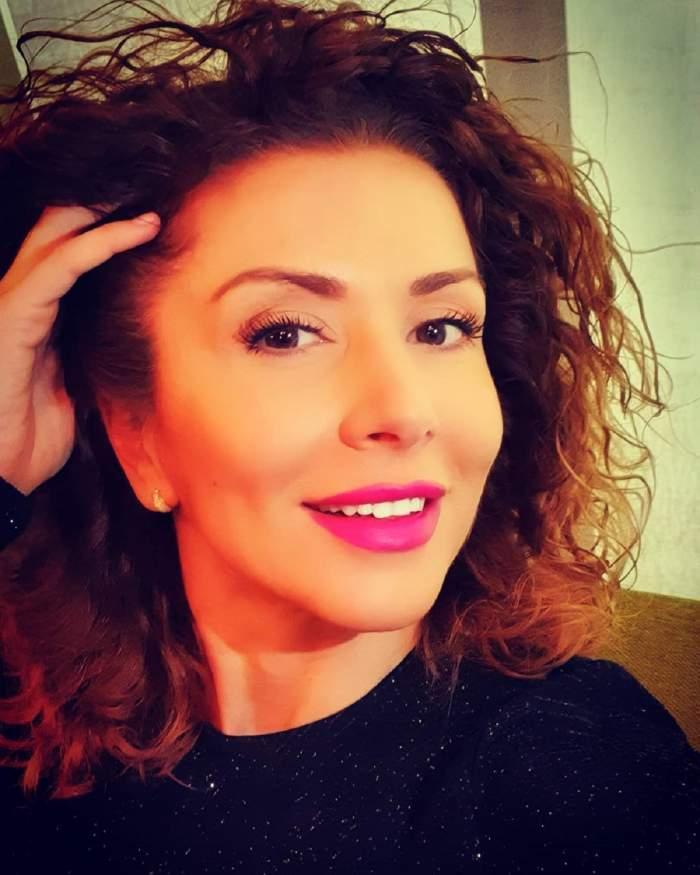 """Carmen Brumă, replică după ce şi-a fotografiat posteriorul: """"Văd atât de multă lume preocupată de fundul meu"""""""