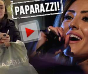 PAPARAZZI / VIDEO / Nidia Moculescu, gest deplasat, în public / Imagini exclusive