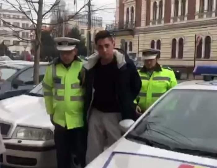 """Şoferul vinovat de moartea lui Filip, cu lacrimi în ochi la intrarea în Judecătoria din Cluj: """"Foarte tare regret ce am făcut, îmi cer scuze"""""""