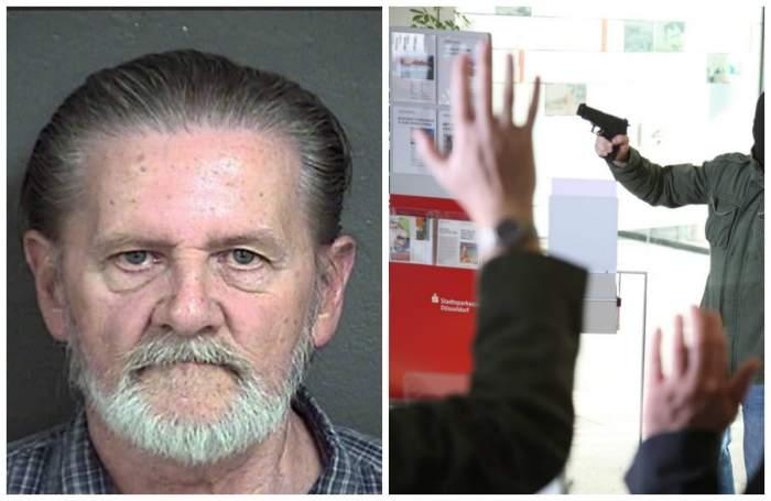 Un bărbat care a jefuit o bancă să scape de nevastă, condamnat la arest la domiciliu