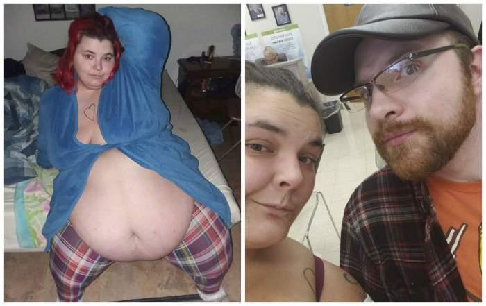 O femeie de 200 de kg se căsătorește cu bărbatul care o ajută să se îndoape. Cât vrea să cântărească în ziua nunții