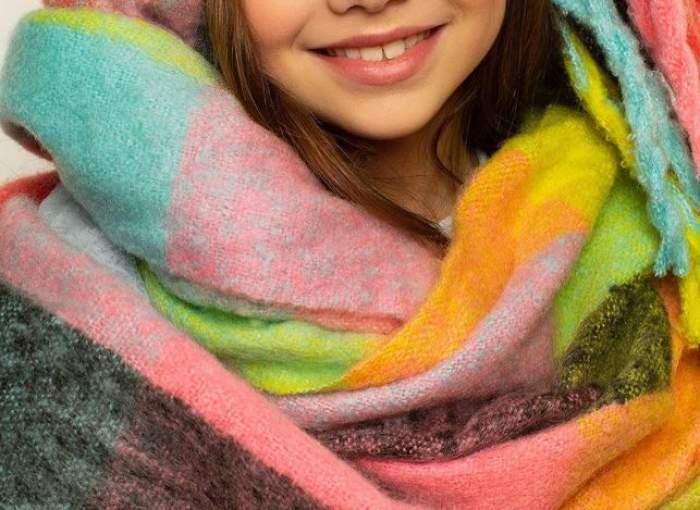FOTO / Ea este cea mai frumoasă fetiţă din lume! Cum arată Anastasiya Knyazeva