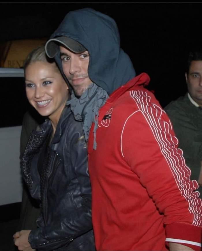 Enrique Iglesias a devenit tătic pentru a treia oară! Anna Kournikova a născut în secret