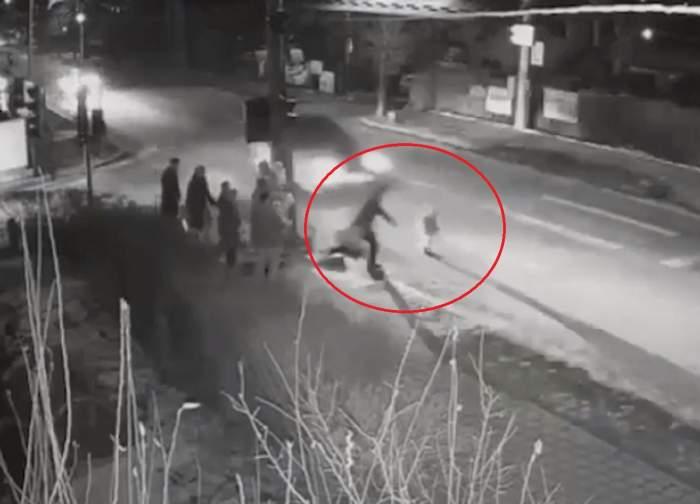 Suceava. Copilul spulberat pe trecere, după ce a fugit de lângă tată, a murit / VIDEO