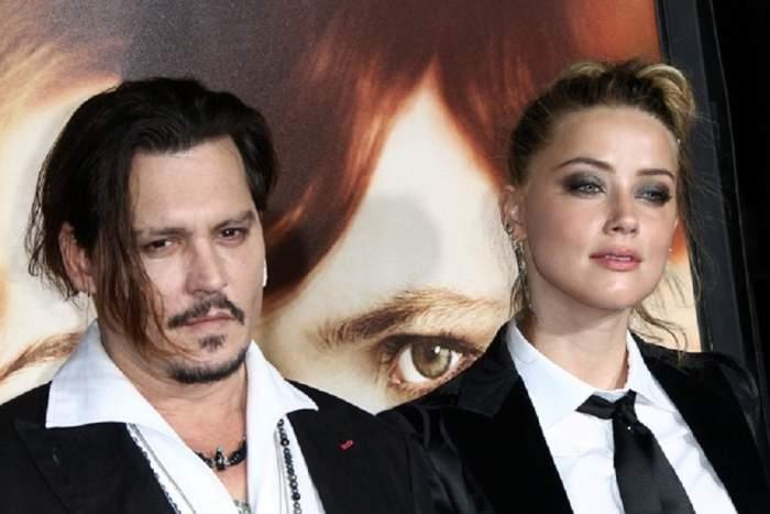FOTO / Fosta soție a lui Johnny Depp l-a dat uitării pe celebrul actor. Amber Heard s-a afişat de mână cu iubita