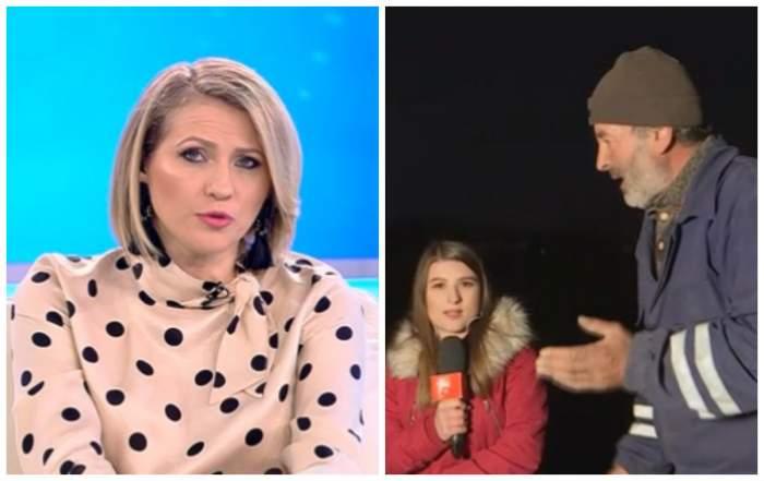 """Mirela Vaida, revoltată după ce echipa """"Acces Direct"""" a fost atacată în Blăgești. Mesaj dur pentru fostul naș al Vulpiței"""