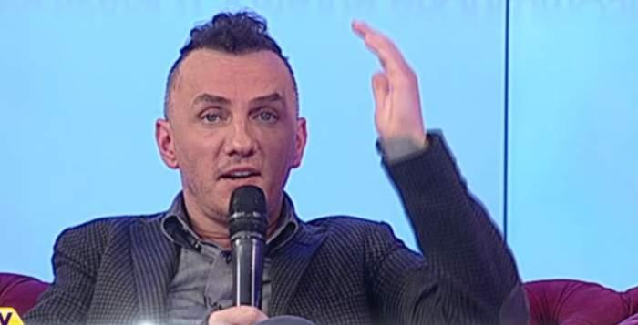 """Mihai Trăistariu, în război cu reprezentanta României la Eurovision: """"E mare risc. Nu știe ce e cu ea"""""""