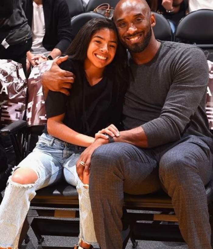 Kobe Bryant și fiica lui, înmormântați în mare secret. Cine a particpat la ceremonie