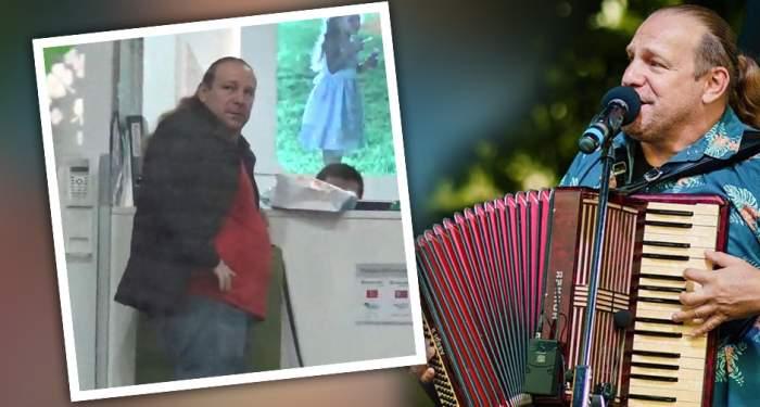 """Una e prințesa lui tati! La ce gest a recurs Vali Crăciunescu, după ce a """"rupt"""" cardul cu fiica la mall / VIDEO PAPARAZZI"""