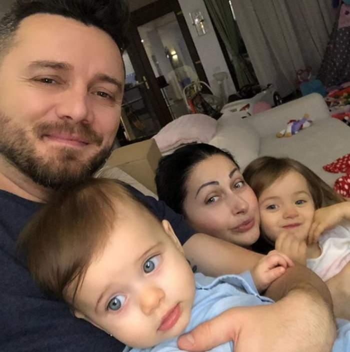 Gabriela Cristea a ajuns cu fetițele la spital. Ce s-a întâmplat cu cele mici