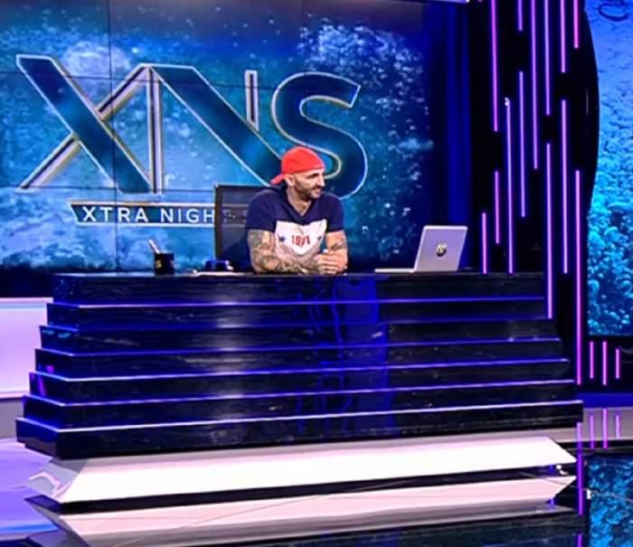 Moderator nou la emisiunea Xtra Night Show, după un pariu cu Liviu Vârciu! Cu cine a fost înlocuit Dan Capatos / VIDEO