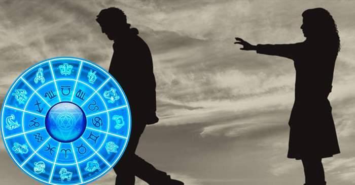 Horoscop Valentine's Day. Trei cupluri îşi vor spune adio