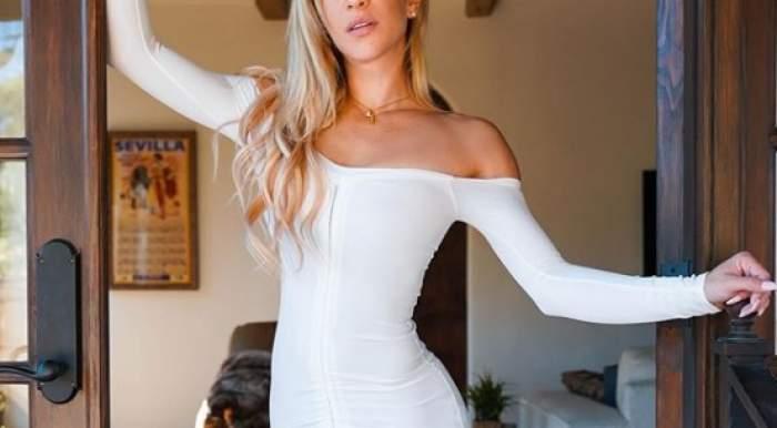 Așa arată tânăra care spune că a fost scoasă de pe o aplicație matrimonială pentru că e prea sexy / FOTO