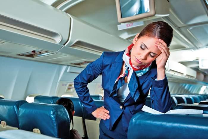 """Un mecanic de bord român este acuzat că a hărţuit stewardesele: """"M-a atins pe sâni..."""""""