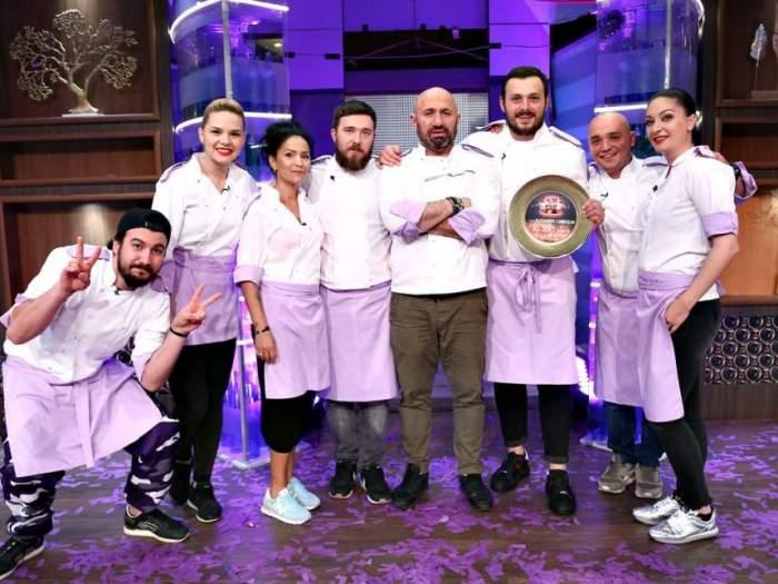 Nuntă mare la ''Chefi la cuţite''. O fostă concurentă se mărită anul acesta!