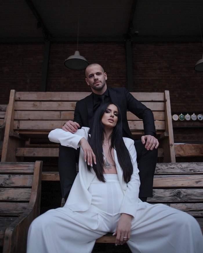 """VIDEO / Ioana Grama, copleşită până la lacrimi! Cum a fost cerută în căsătorie celebra vloggeriţă. """"Am început să urlu şi să fac o dramă"""""""