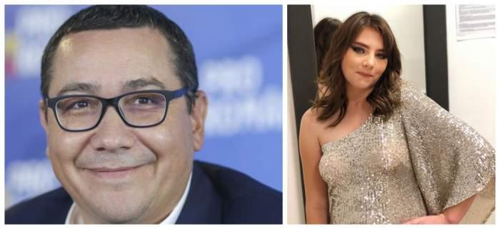 Legătura dintre Victor Ponta şi Vulpiţa lui Viorel! Ce a declarat politicianul despre cuplul momentului