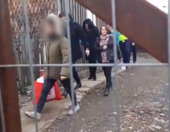 Adolescenta însărcinată din Suceava a ajuns pe mâinile Protecţiei Copilului. Fata a fost bătută cu bestialitate de iubit