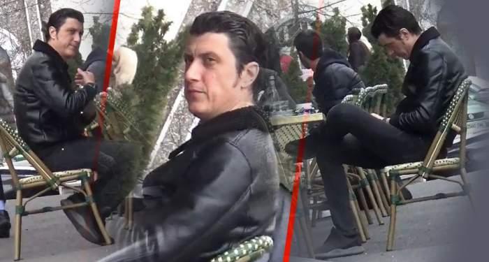 VIDEO PAPARAZZI / Aşa se relaxează Giani din ''Las Fierbinţi'' atunci când nu e la filmări. Imagini nemaiîntâlnite cu celebrul actor