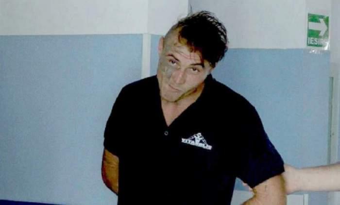 Miki Lupu, criminalul din Botoșani care a ucis patru oameni, șochează din nou! Și-a bătut colegul de celulă cu o bară de mental