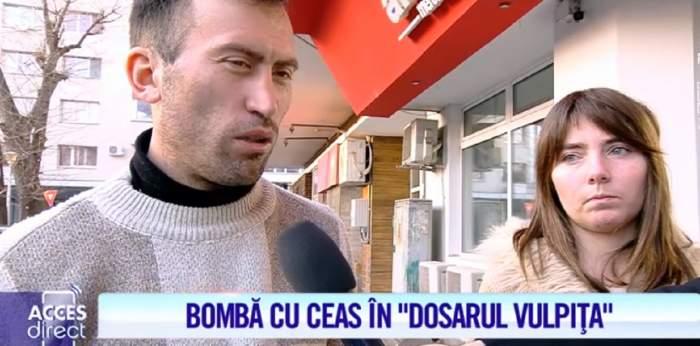 """Bombă cu ceas în cazul vulpiţei! Confruntare fără precedent, înainte de aflarea rezultatului ADN: """"Mănâncă borş!"""" / VIDEO"""
