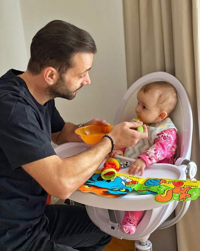 """Mihai Morar, amănunte emoţionante despre creşterea mezinei familiei: """"Ăsta ar trebui să fie testul fiecărui om"""""""