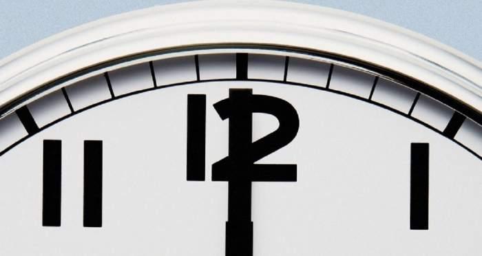 Ce înseamnă când te uiți la ceas și prinzi oră fixă
