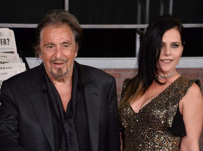 """Al Pacino a fost părăsit de iubita tinerică pentru că e bătrân și zgârcit: """"Îmi cumpăra doar flori"""""""