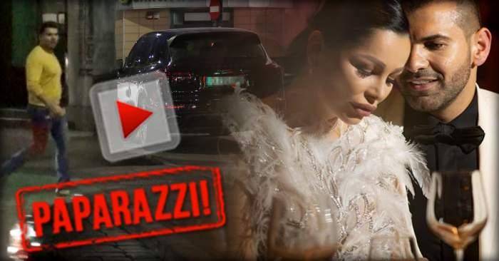 VIDEO PAPARAZZI / Are tupeul la el. Florin Pastramă nu a ţinut cont de nimeni şi nimic. Ce a putut să facă soţul lui Brigitte, doar pentru a-şi satisface poftele