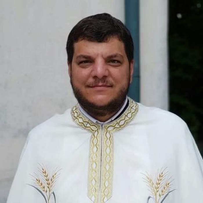 Preot din Vaslui, ameninţat că fetiţa lui de 11 ani va fi violată şi că-i va lua foc biserica
