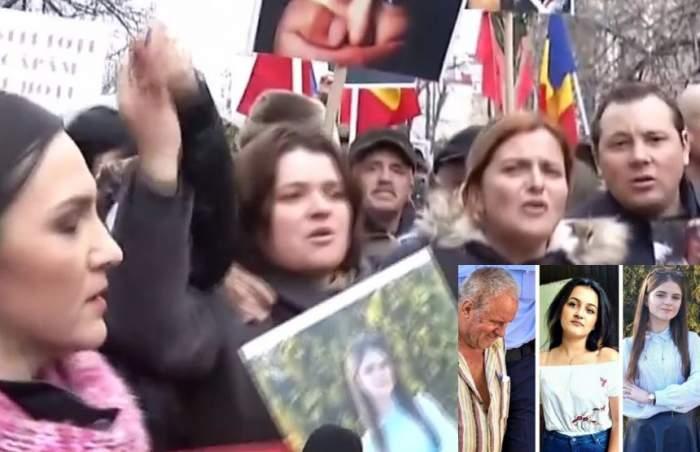 Protest amplu astăzi, în Capitală, pentru Alexandra şi Luiza. Unde trebuie să mergi şi la ce oră, dacă vrei să fii alături de familiile victimelor lui Dincă