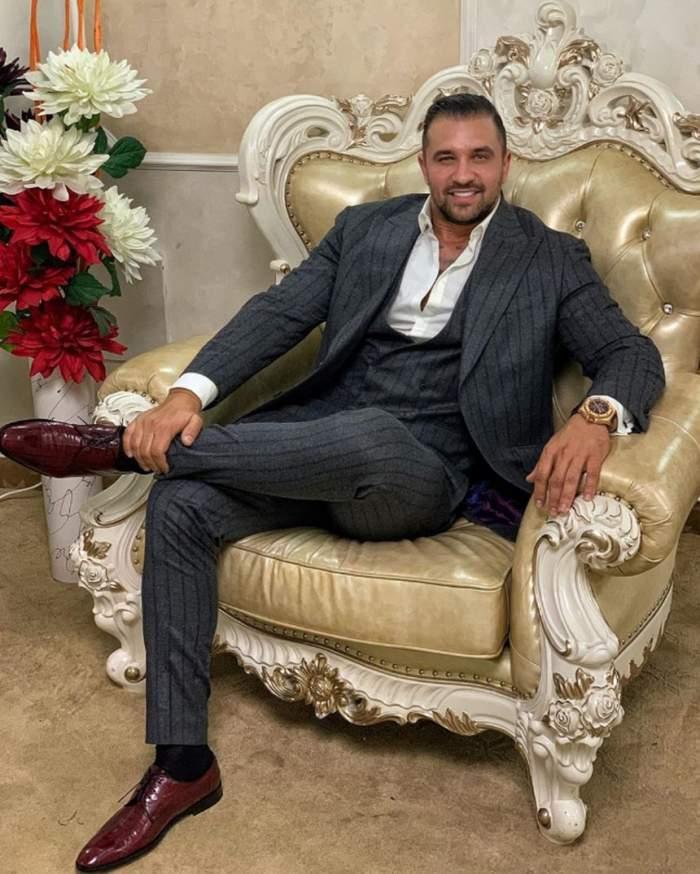 Alex Bodi, implicat într-un incident grav. Soţul Biancăi Drăguşanu, la un pas să fie ucis. ''A vrut să-mi dea cu sticla în cap''
