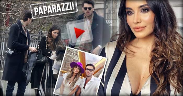 VIDEO PAPARAZZI / Aşa da, Lili Sandu! Ai tras lozul cel mare! Cum se poartă Silviu Ţolu cu iubita sa, după ce au anunţat că vor deveni părinţi