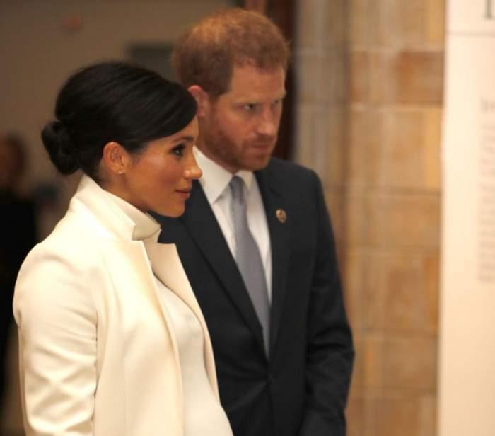 Răzbunarea Reginei! Prinţul Harry şi soţia sa, Meghan Markle, au primit lovitura de graţie!