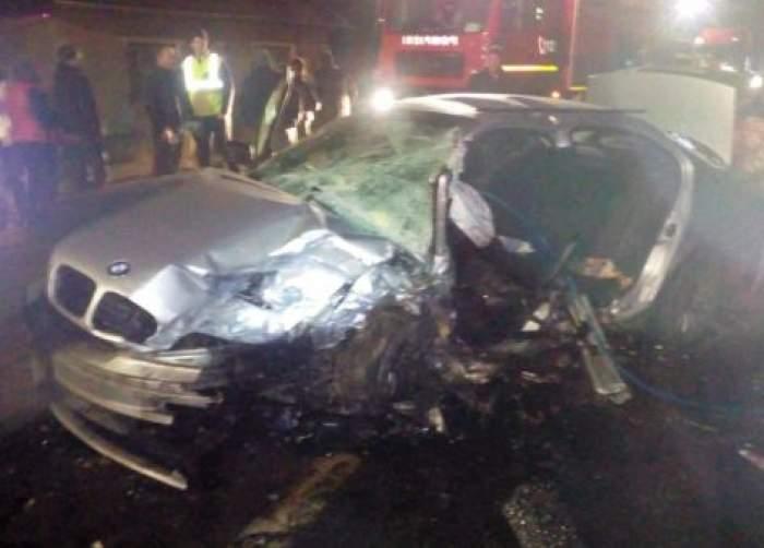 Accident mortal în Sălaj. O persoană a murit, alte 4 sunt în stare gravă la spital
