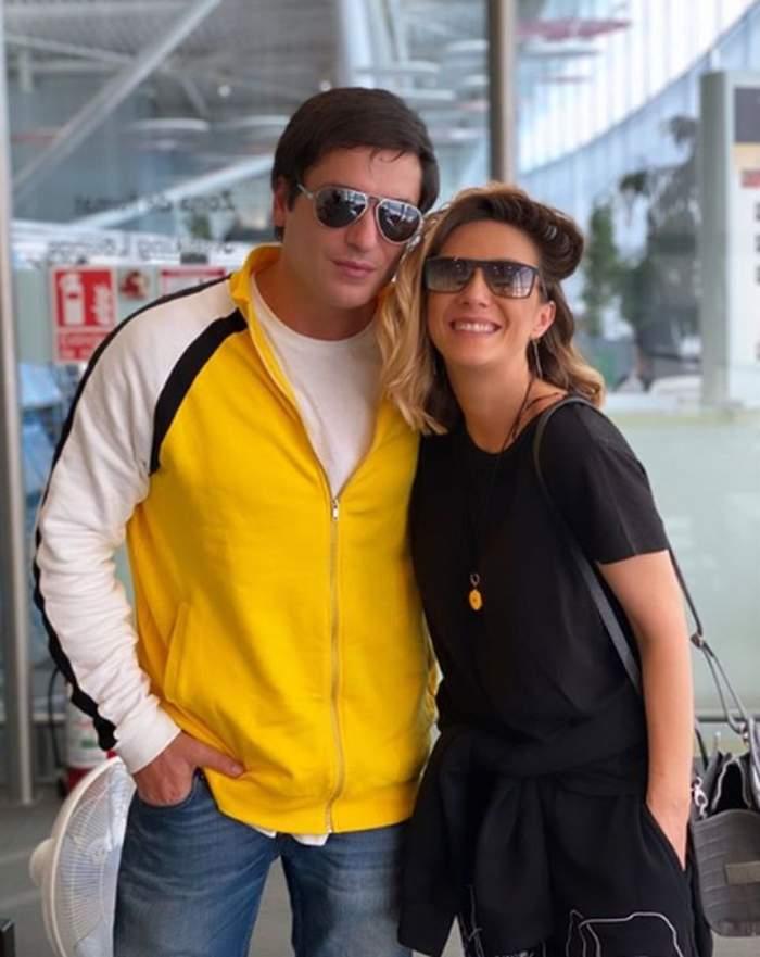 Adela Popescu şi Radu Vâlcan şi-au lăsat băieţeii acasă şi au plecat în vacanţă. ''Mi-a fost greu să mă desprind de ei''