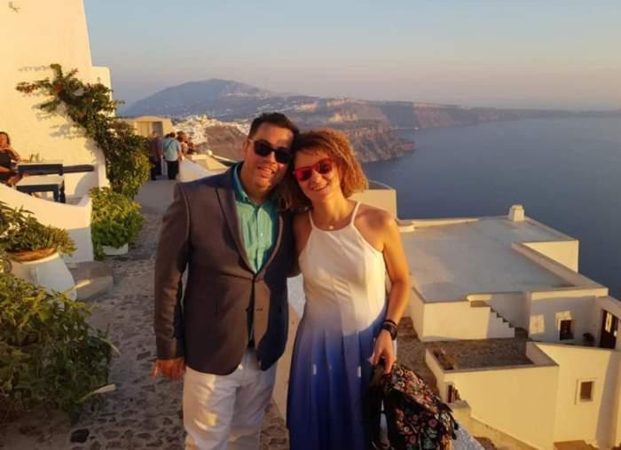 Cum arată soţia lui Răzvan Popescu. Angela i-a transmis un mesaj emoţionant de ziua lui de naştere