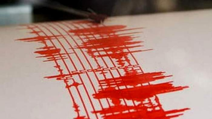 Cutremur semnificativ în România, vineri după-amiază. S-a produs, din nou, într-o zonă ciudată