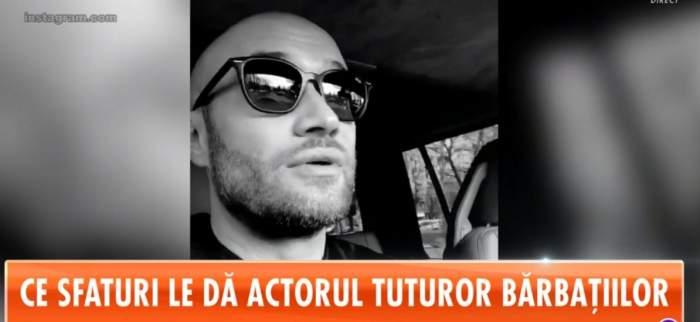 """Mihai Bendeac, secretele unei relaţii perfecte: """"Dacă te-ai ţinut după ea..."""" / VIDEO"""