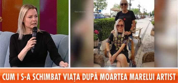 """Cum i s-a schimbat viaţa Simonei Secrier după moartea lui Mihai Constantinescu: """"Sunt ca un nou-născut"""""""