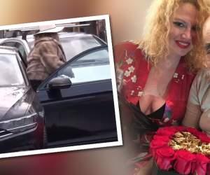 VIDEO PAPARAZZI / Se plânge că nu are bani, dar... surpriză! Oana Lis și-a luat mașină de 30.000 de euro! Cum se răsfață în bolidul de lux