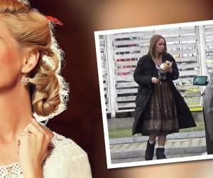 Face ce face și tot la marea ei iubire trage! Cum a fost surprinsă Maria Constantin, la scurt timp de la despărțirea de Dacian Varga / VIDEO PAPARAZZI