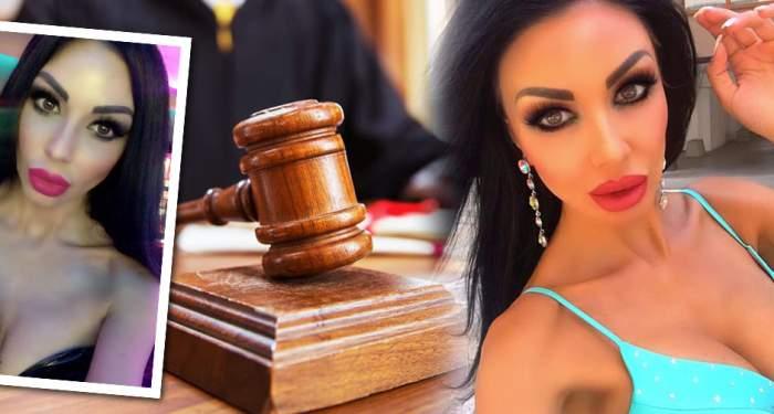 Andreea Podărescu şi fostul iubit, acuzaţi de escrocherie / Chemaţi de urgenţă în faţa judecătorilor, pentru o sumă incredibilă