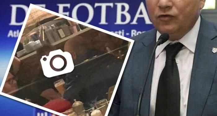 """VIDEO PAPARAZZI / Așa se rezolvă dilemele la case mai mari! Ce a putut să dea """"cu împrumut"""" un greu al fotbalului"""